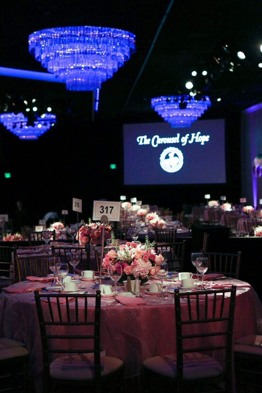 Posted by Sacks Productions - A Event Planner professional