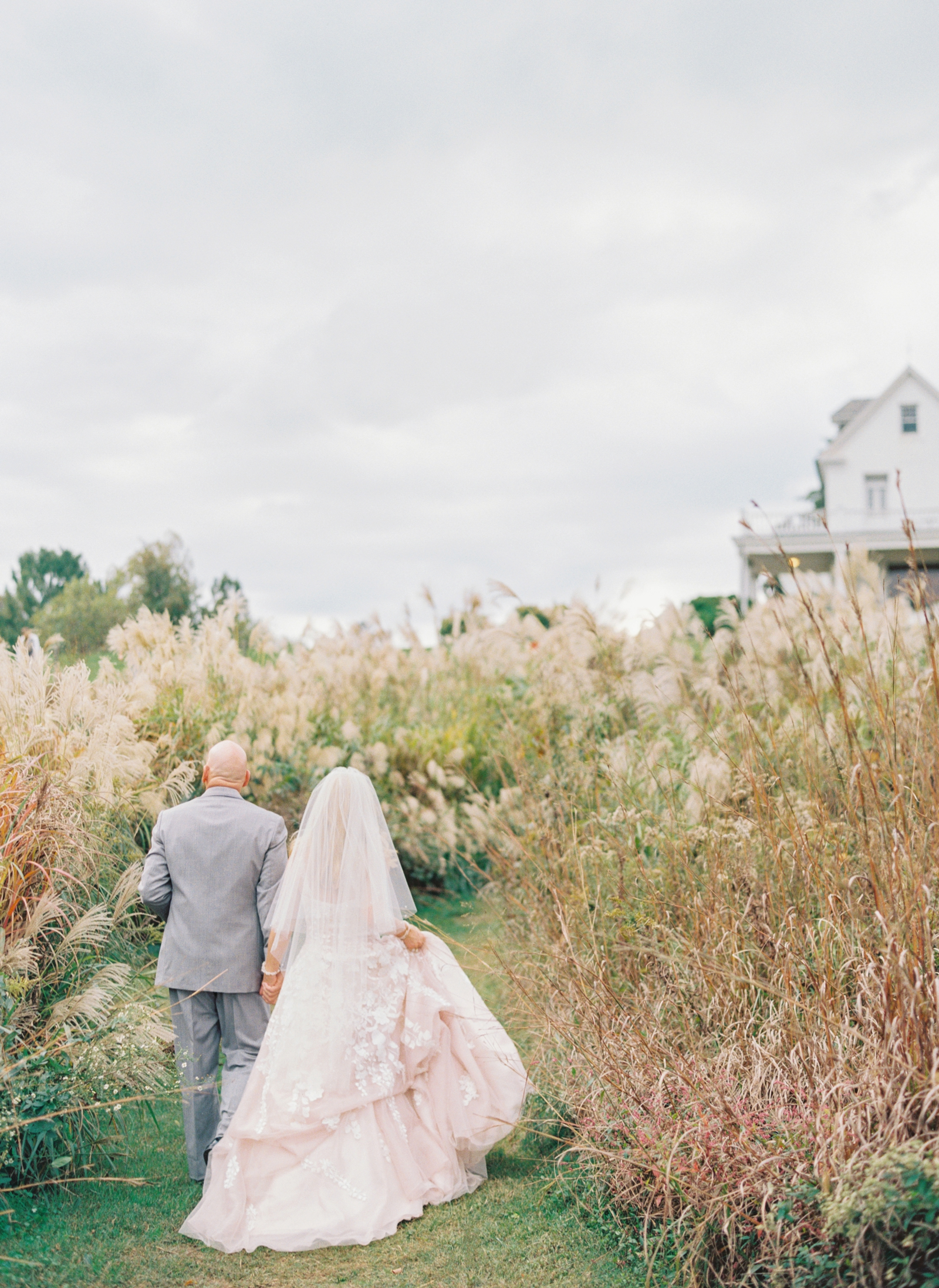 Laura + Terry French Blush Wedding - Magnolia Bluebird design & events