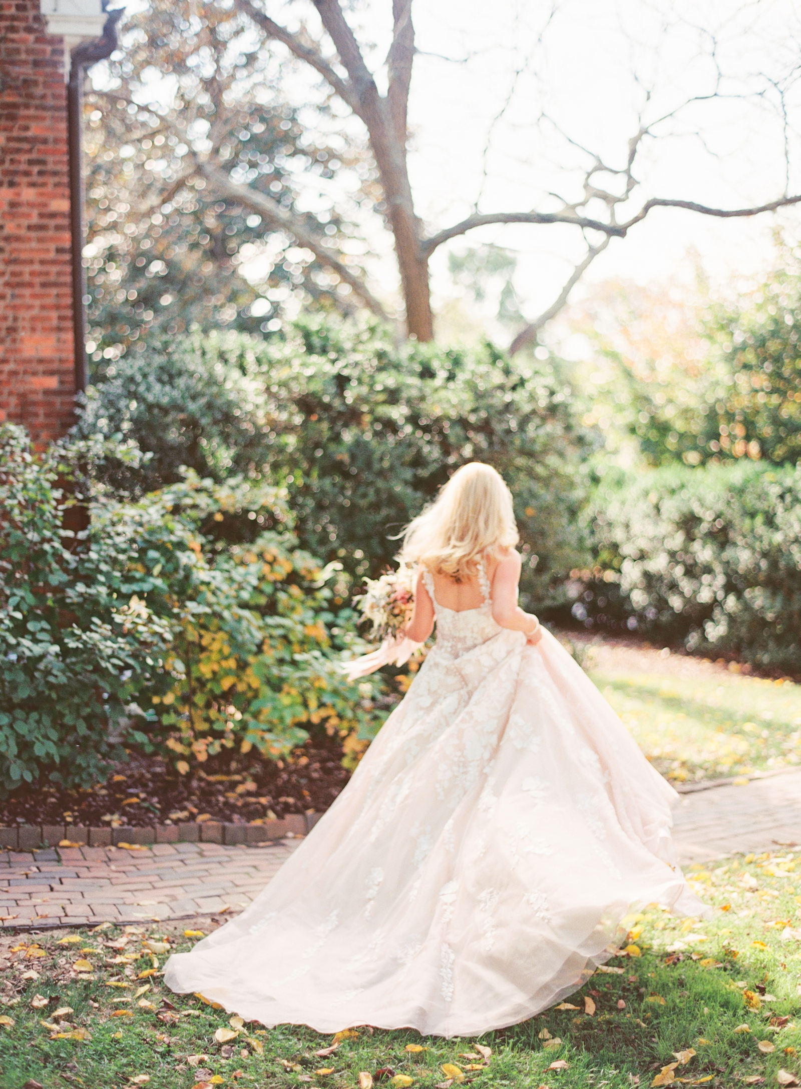 French Inspired Fall Blush Wedding - Magnolia Bluebird design & events