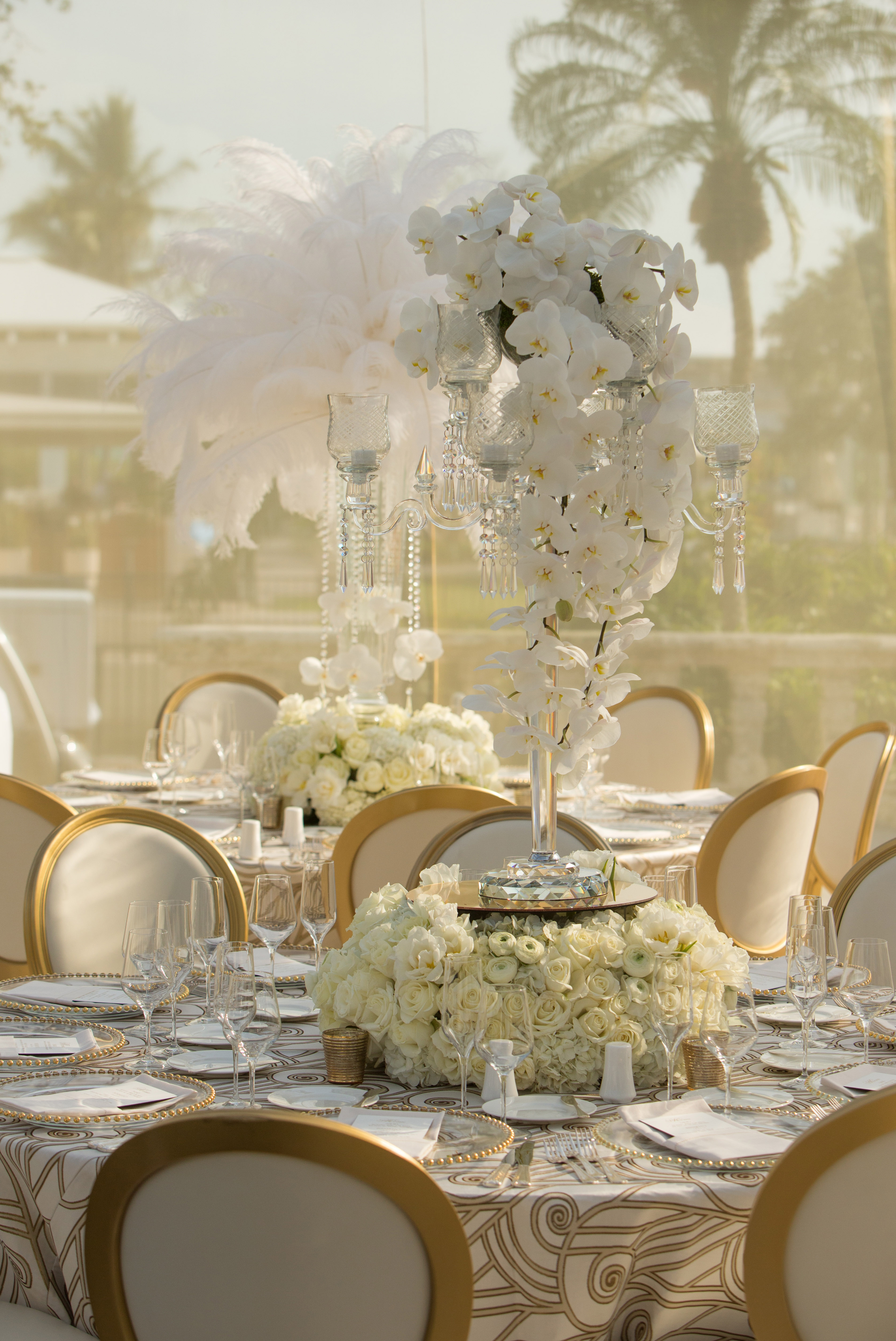Elegance in Paradise: Miami Beach Wedding - Chris Weinberg Events