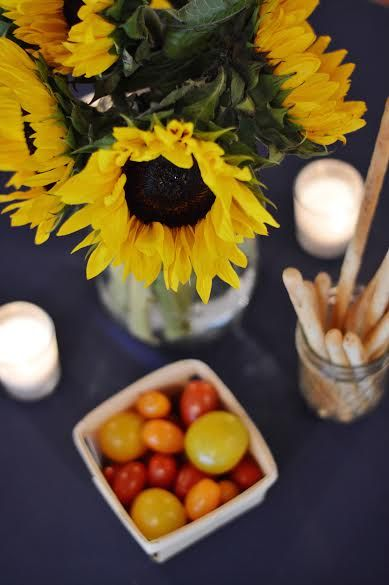 Fall Harvest Baby Shower - Wrap It Up Parties