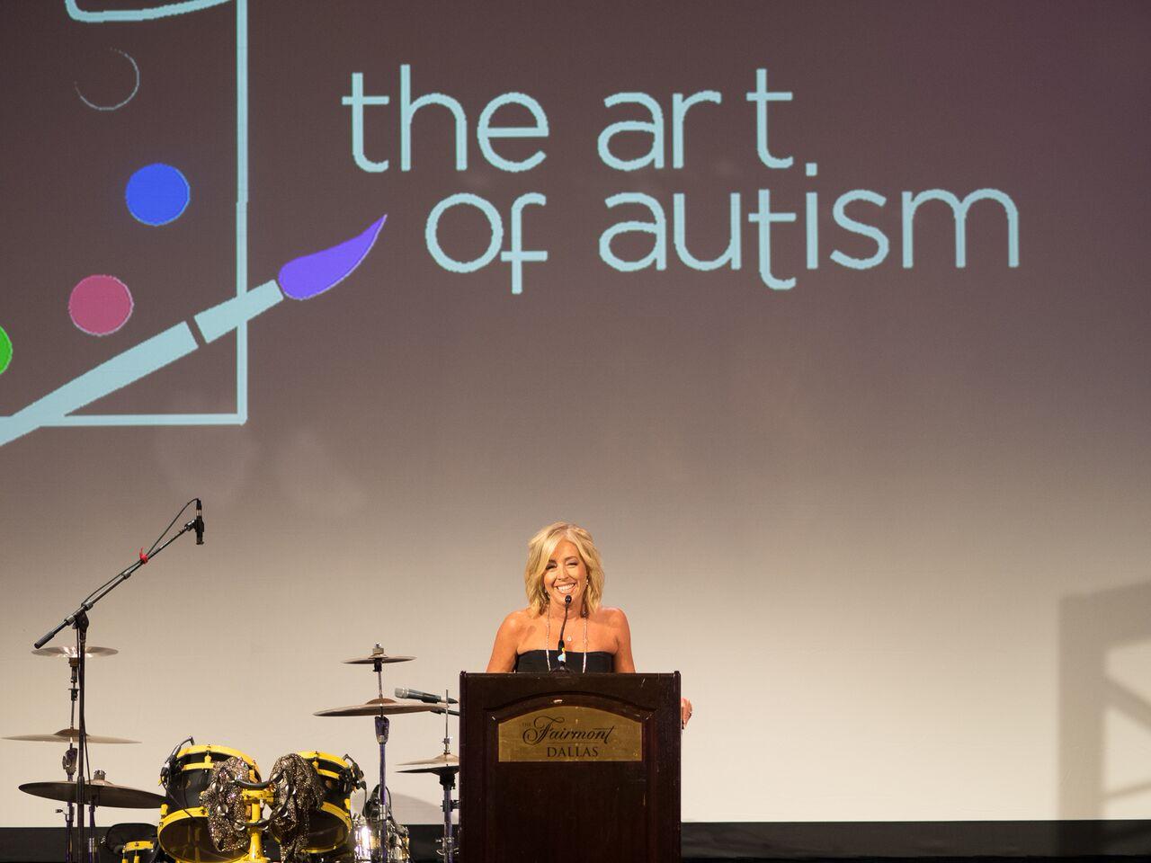 28th Annual Roundup for Autism Pegasus Ball - 2016 - The Fairmont Dallas