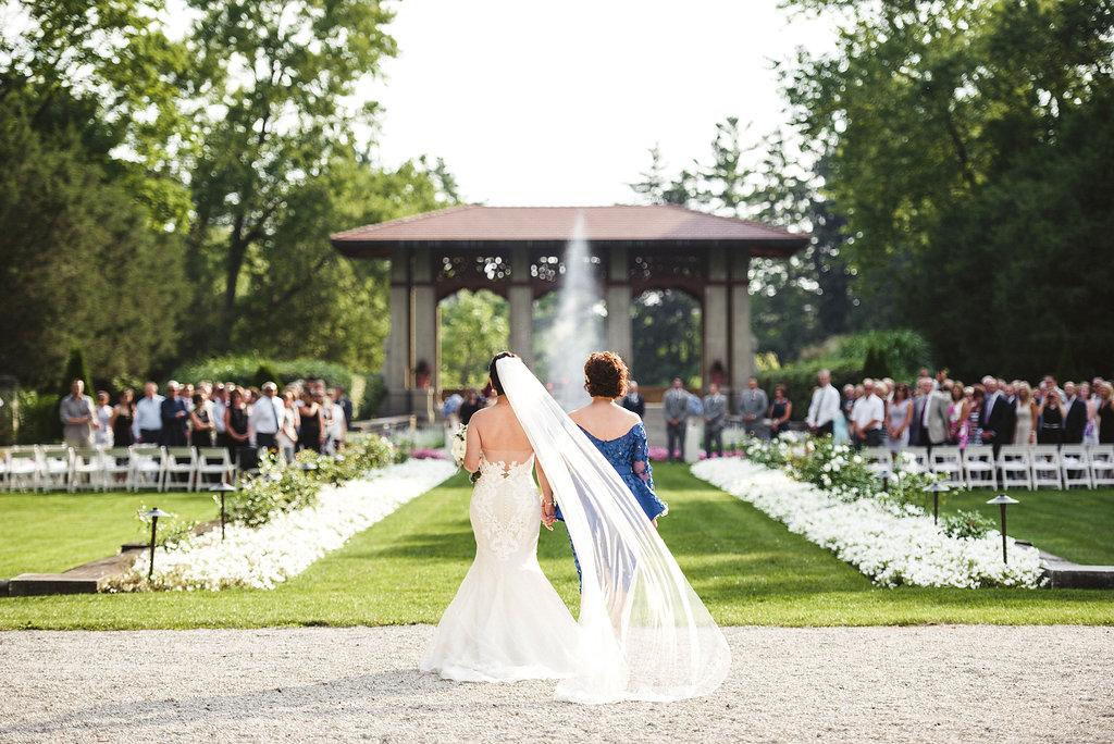Armour House Wedding: Lydia & Matt - La Belle Fleur Events