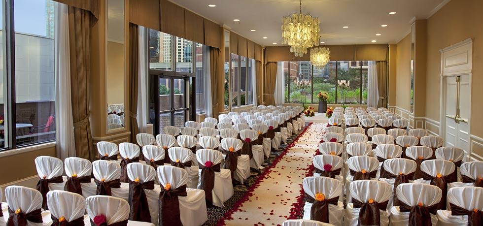 The Fountain Room - The Fairmont Dallas