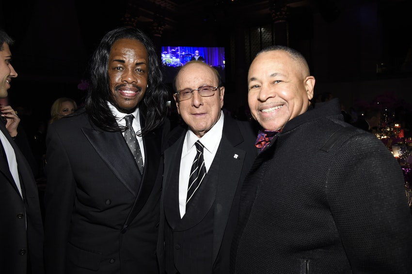 Earth, Wind & Fire with Clive Davis