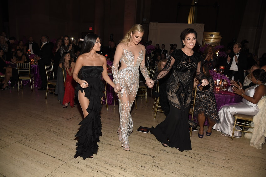 Kourtney & Khloe Kardashian, and Kris Jenner