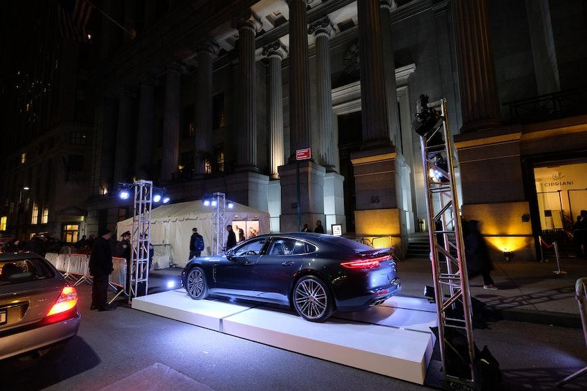 Porsche Sponsor
