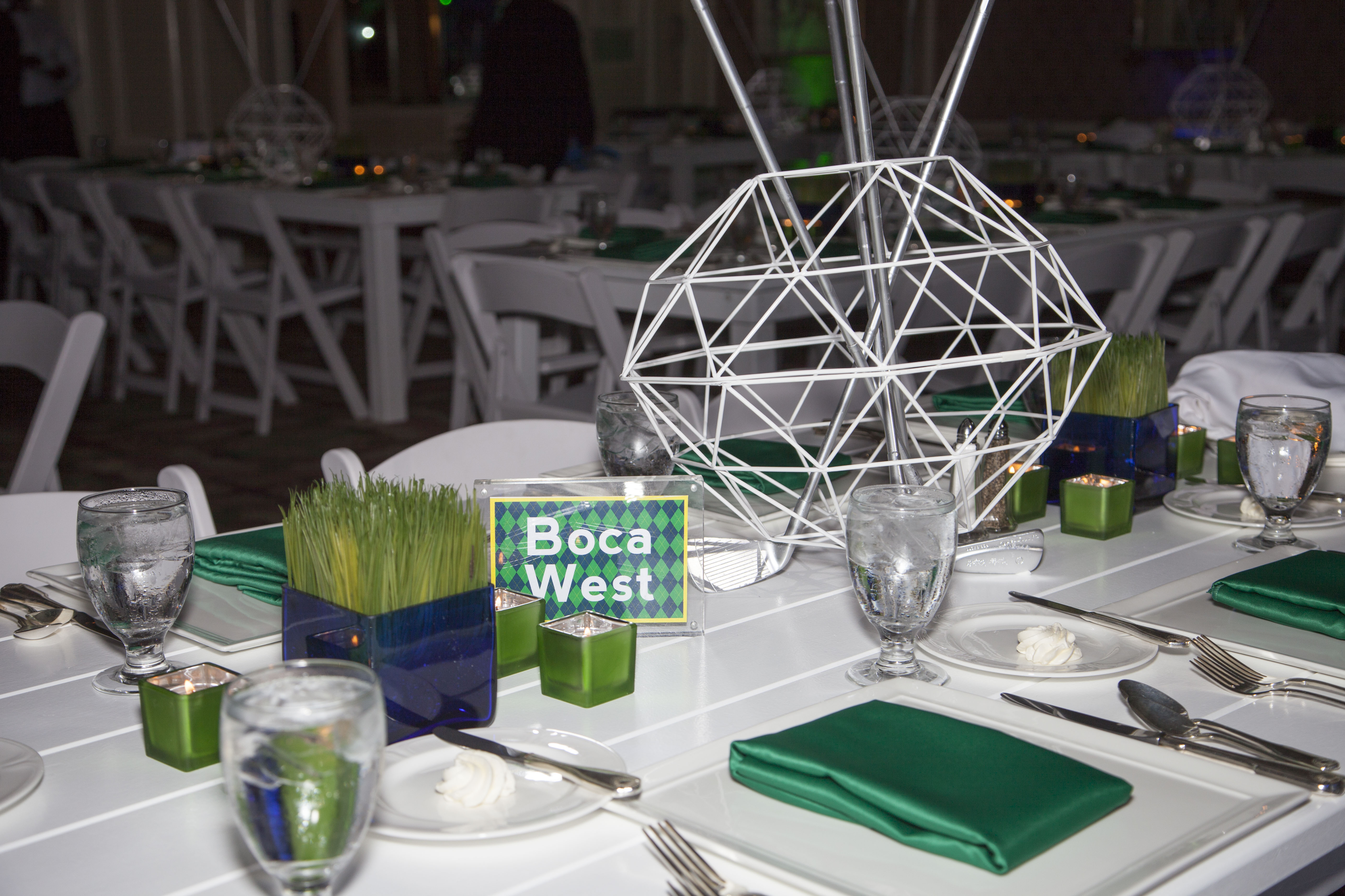 Golf Theme Bar Mitzvah - Epic Events