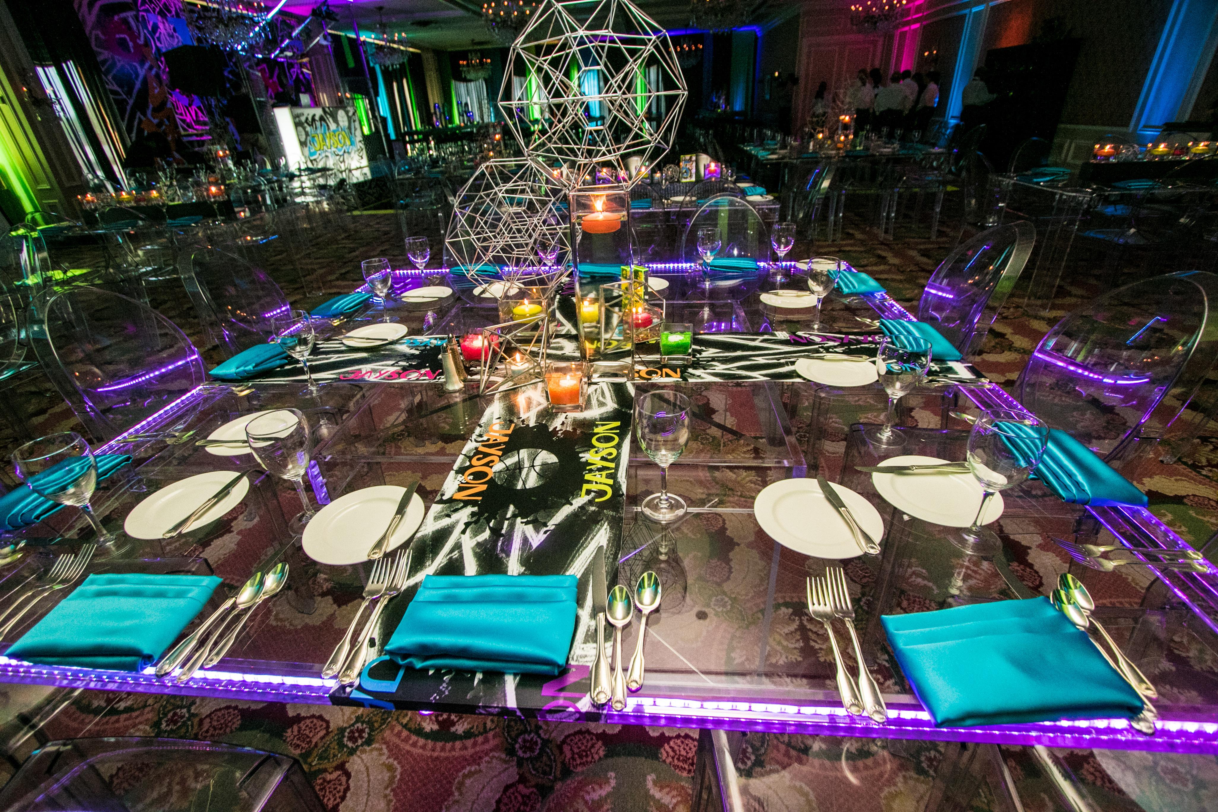 Street Ball Bar Mitzvah - Epic Events