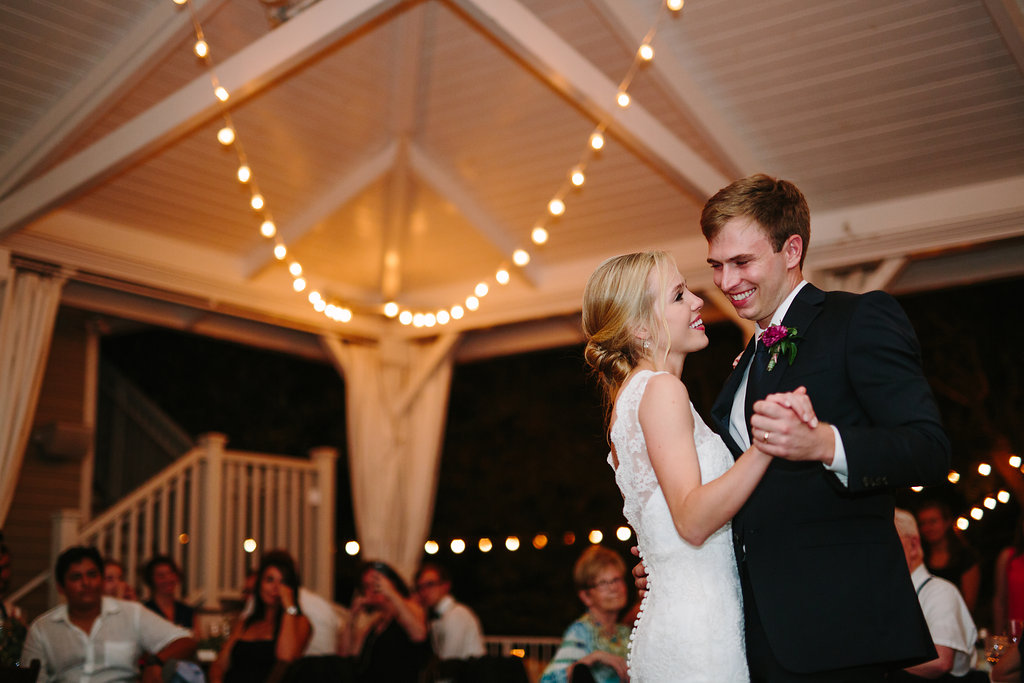 Sweet & SimpleSouthern Garden Wedding - CJ's Off the Square