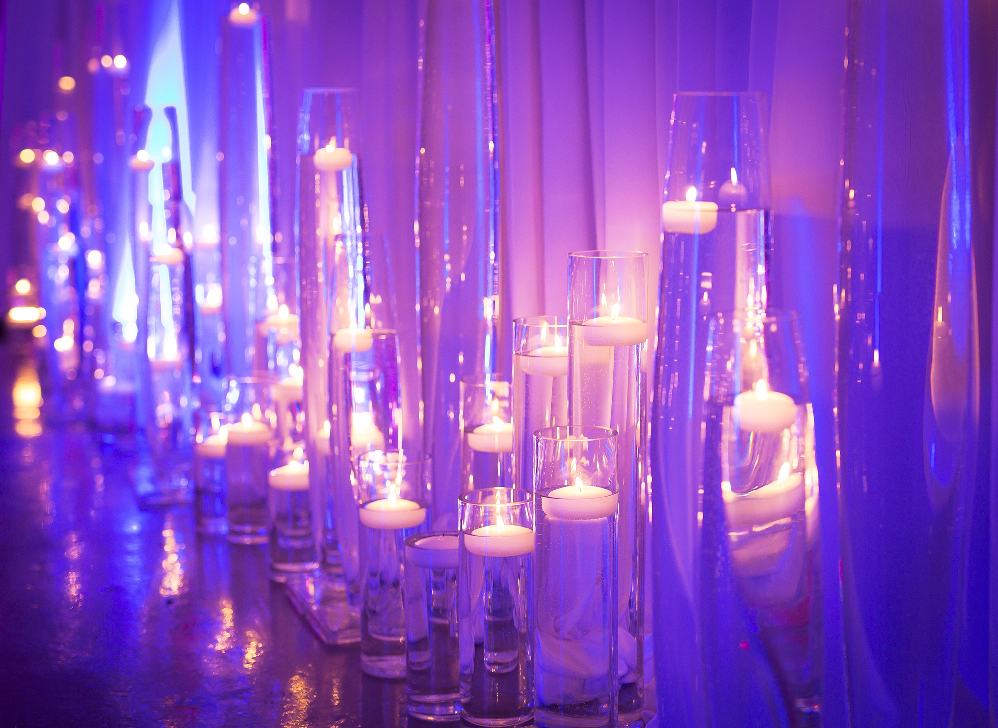 Dream Themed Corporate Holiday Party - Event Creative
