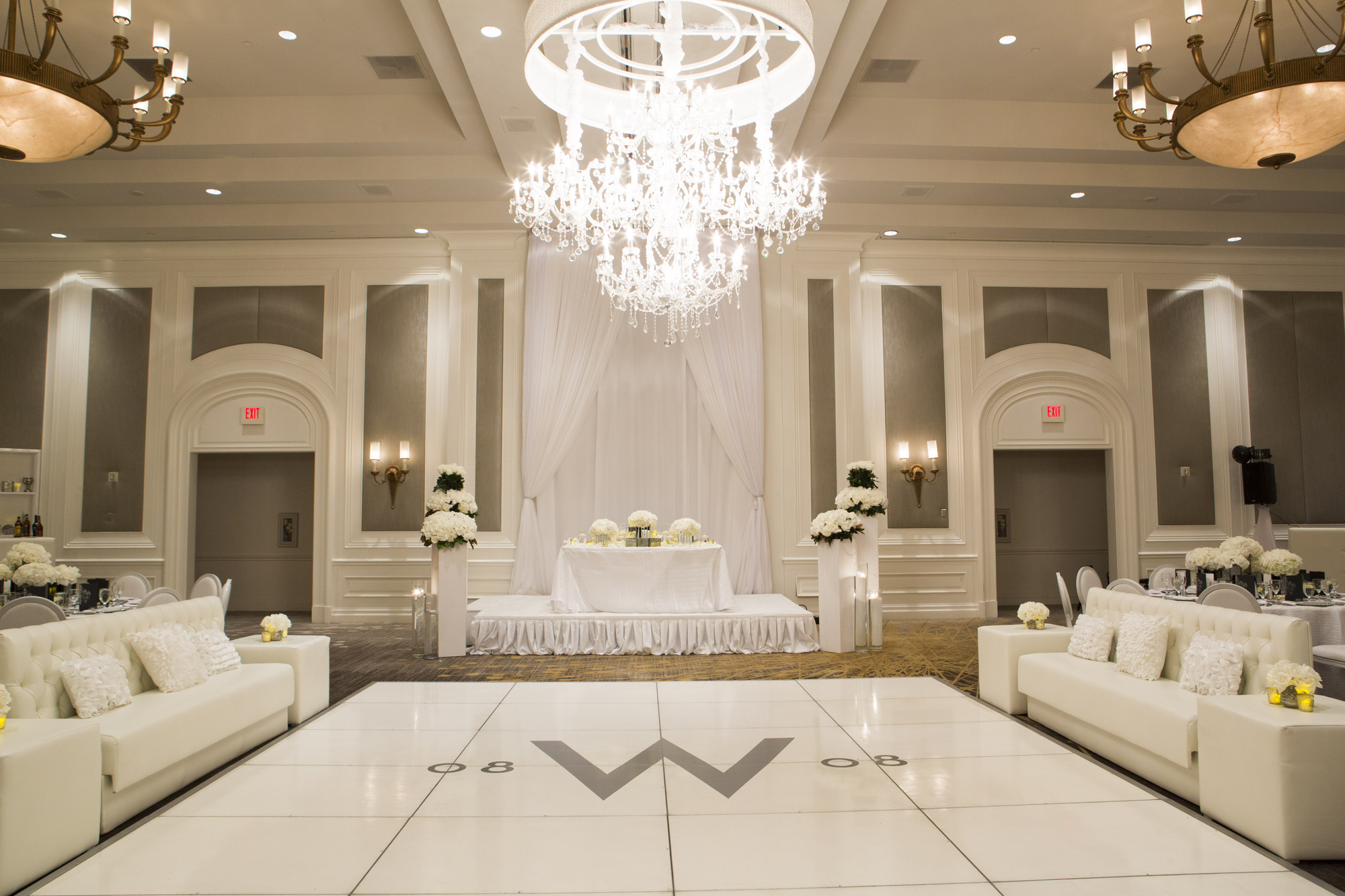 Four Seasons Las Vegas Wedding - Andrea Eppolito Events