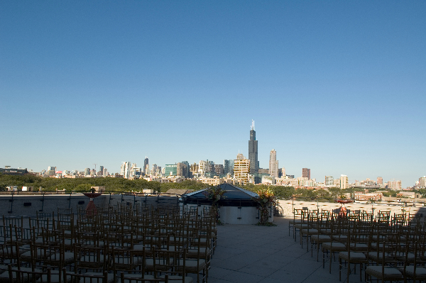Rooftop Terrace - National Italian American Sports Hall of Fame
