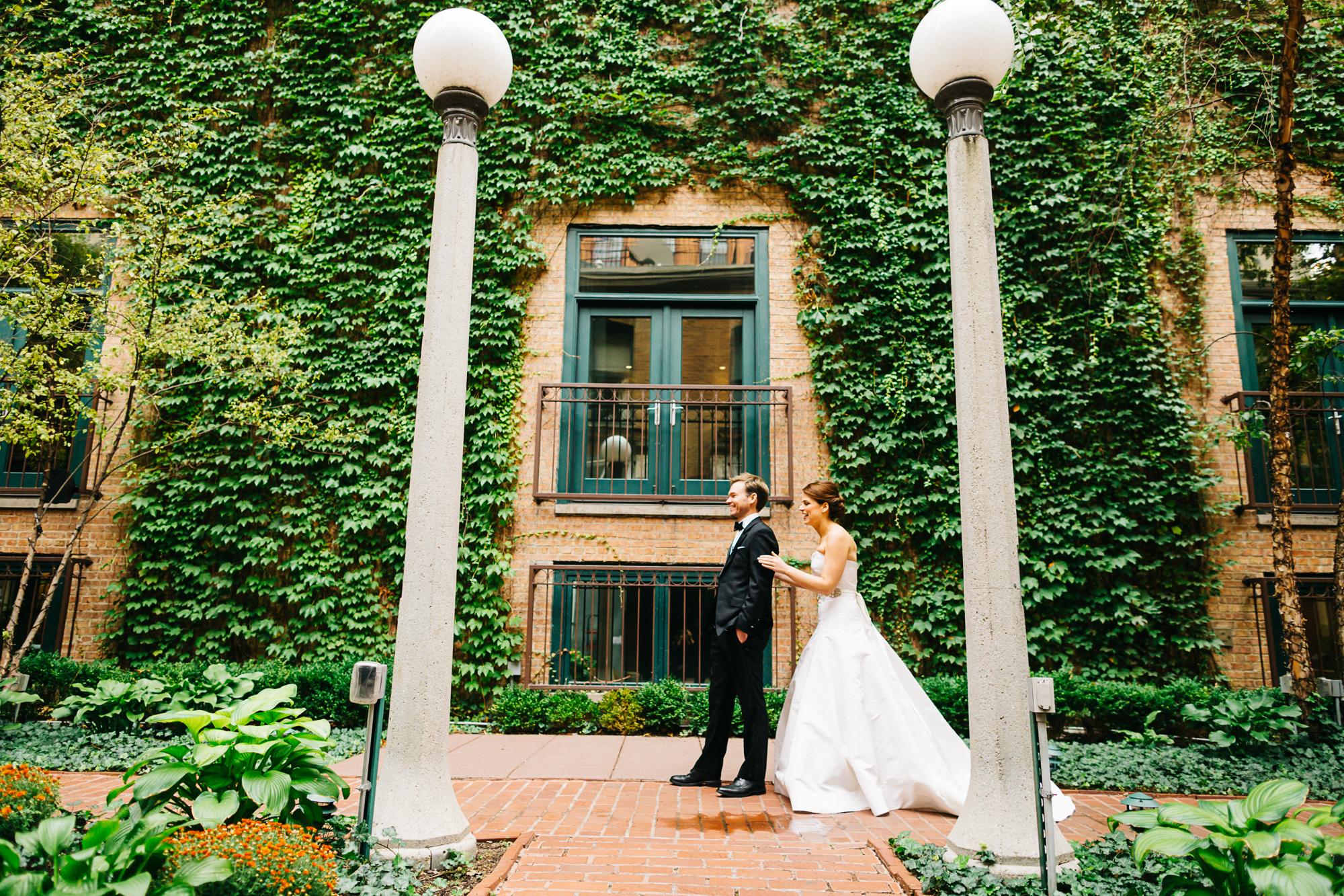 Golden Garden Inspired Wedding - LK Events