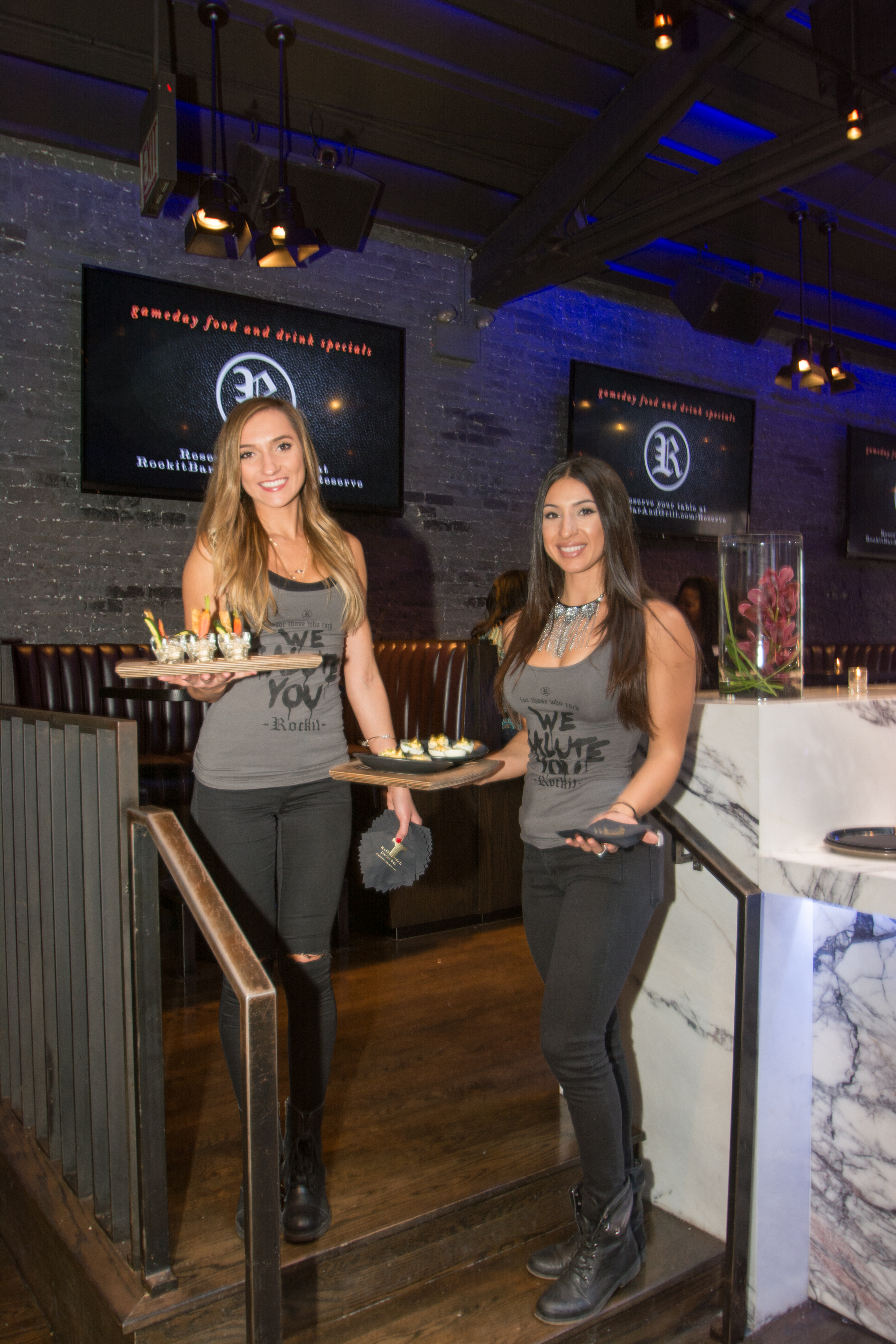 PRIVATE EVENTS - Rockit