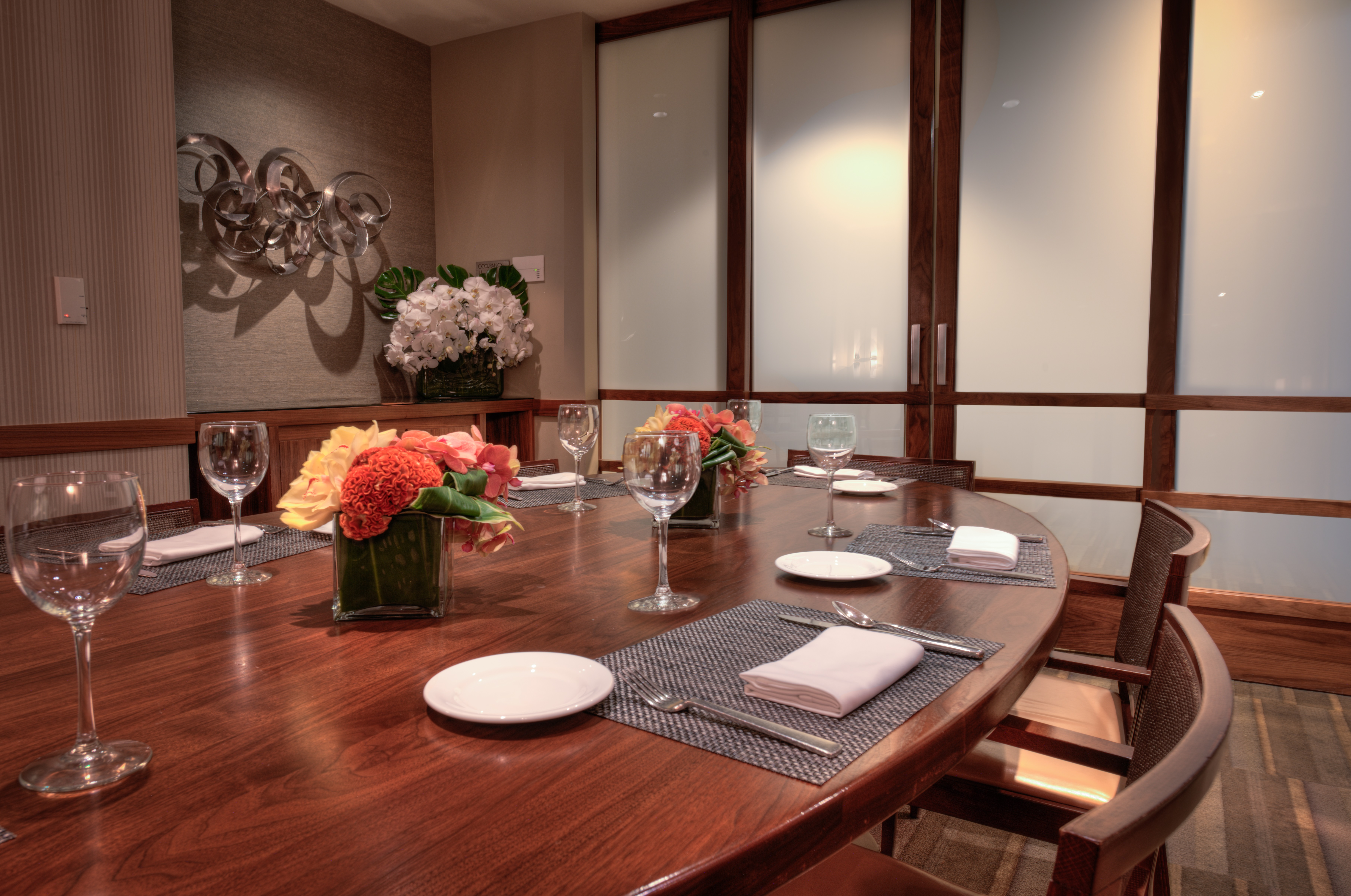 Private Dining - The Beverly Hilton