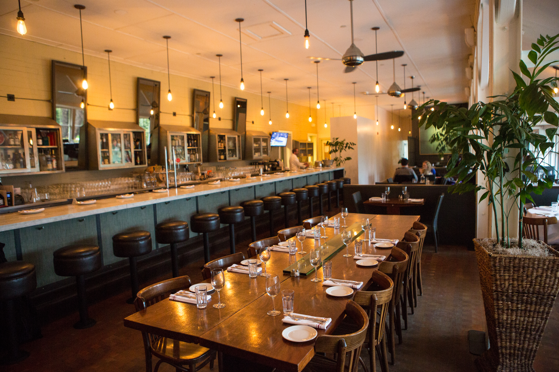 Main Dining Room - Presidio Social Club