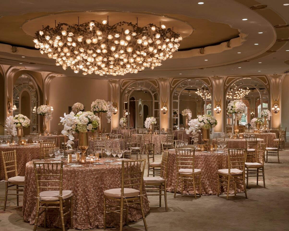 The Beverly Hills Hotel | Crystal Ballroom | PartySlate