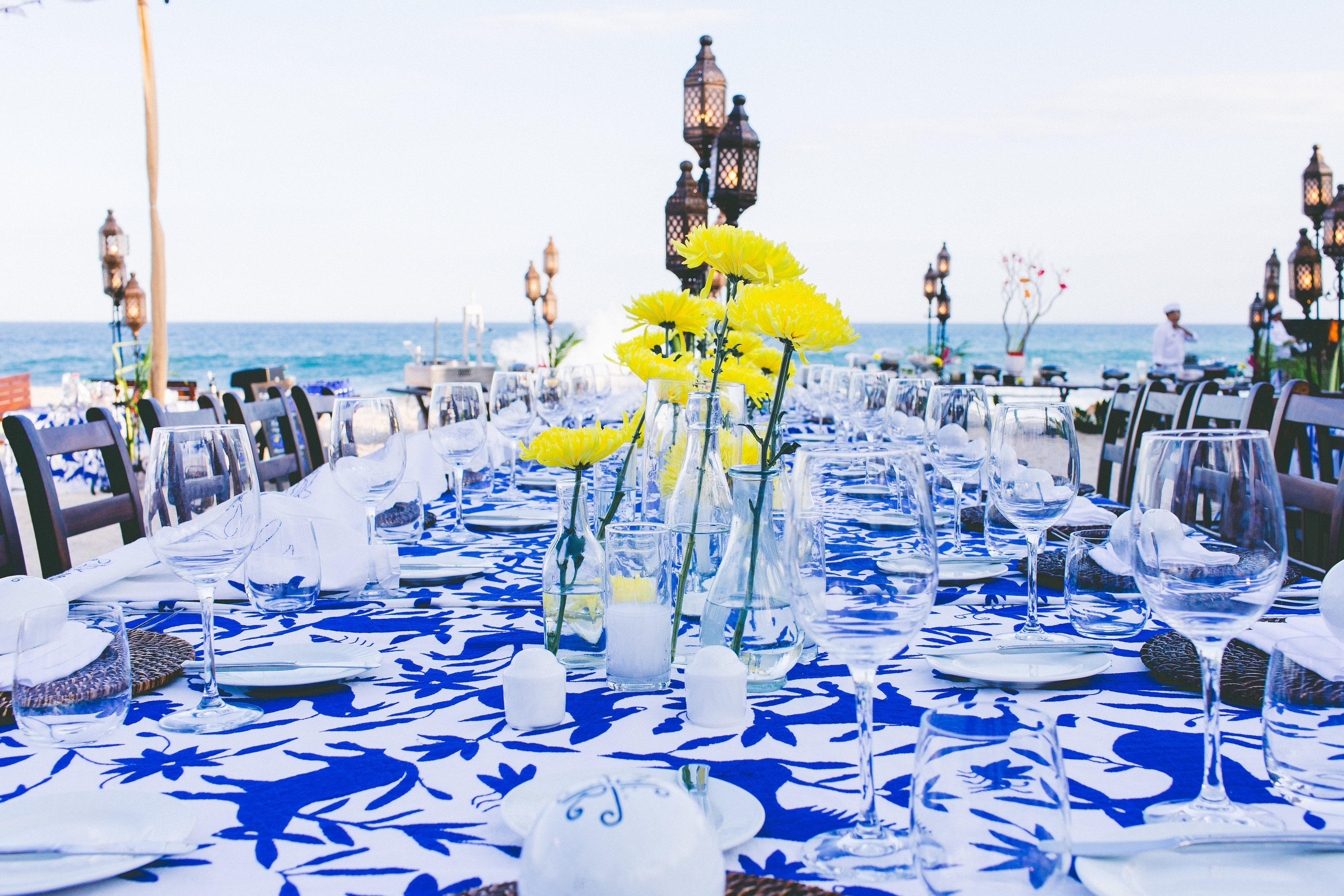 Vow Renewal Celebration - Welcome Dinner - One&Only Palmilla