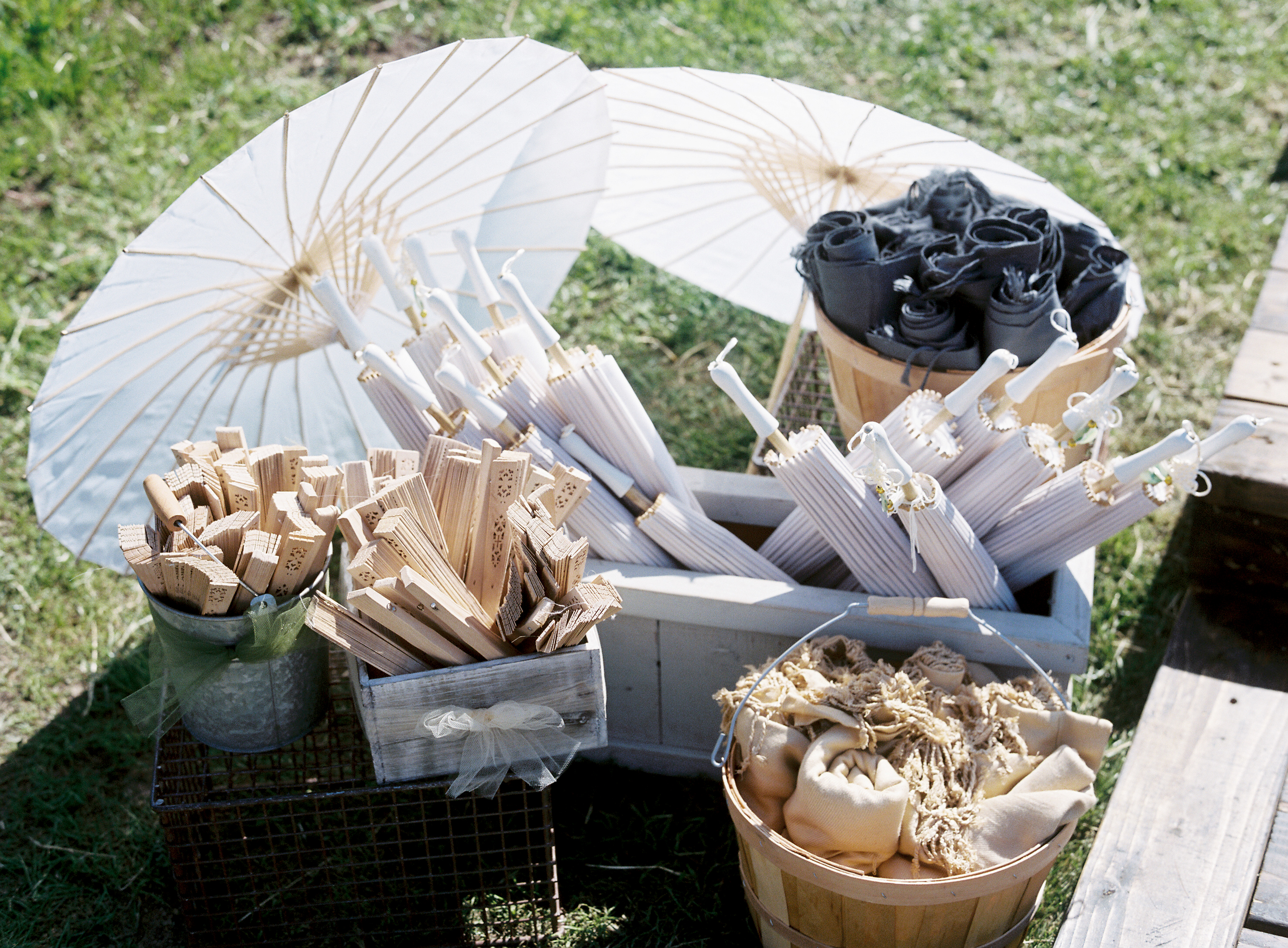 Romantic Ranch Wedding - Braedon Photography