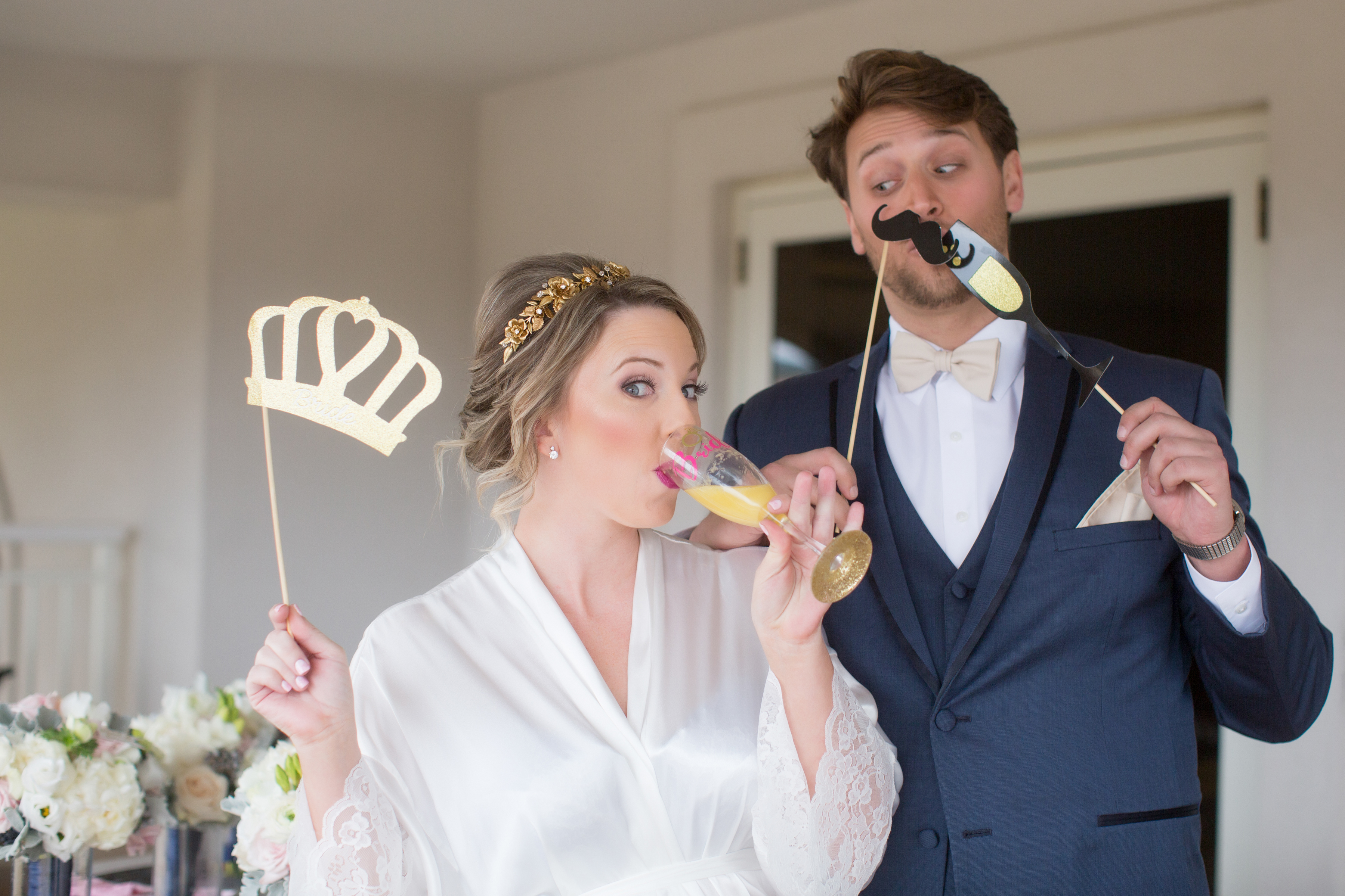Stunning New Year's Eve Wedding - The Ballantyne Hotel & Lodge