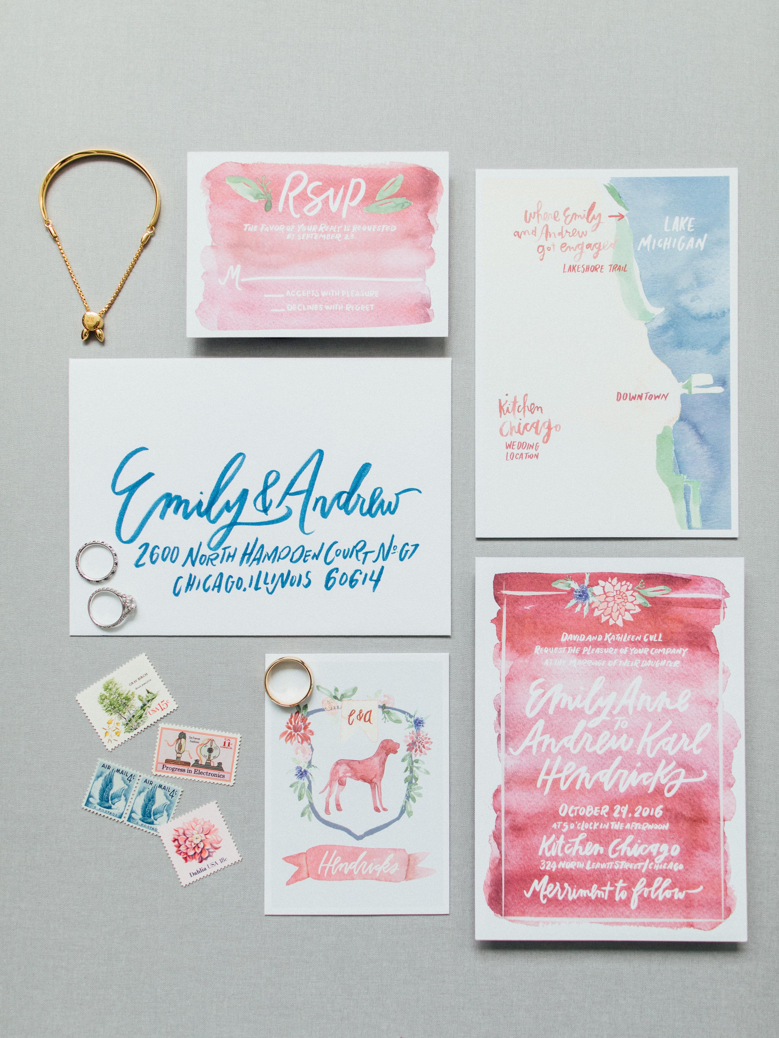 City View Lofts Wedding: Emily & Andrew - La Belle Fleur Events