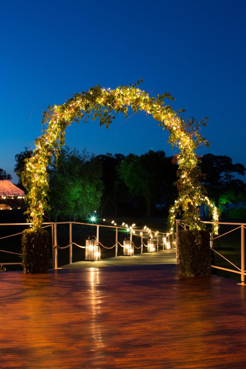 Birch Design Studio Lake Geneva Wedding