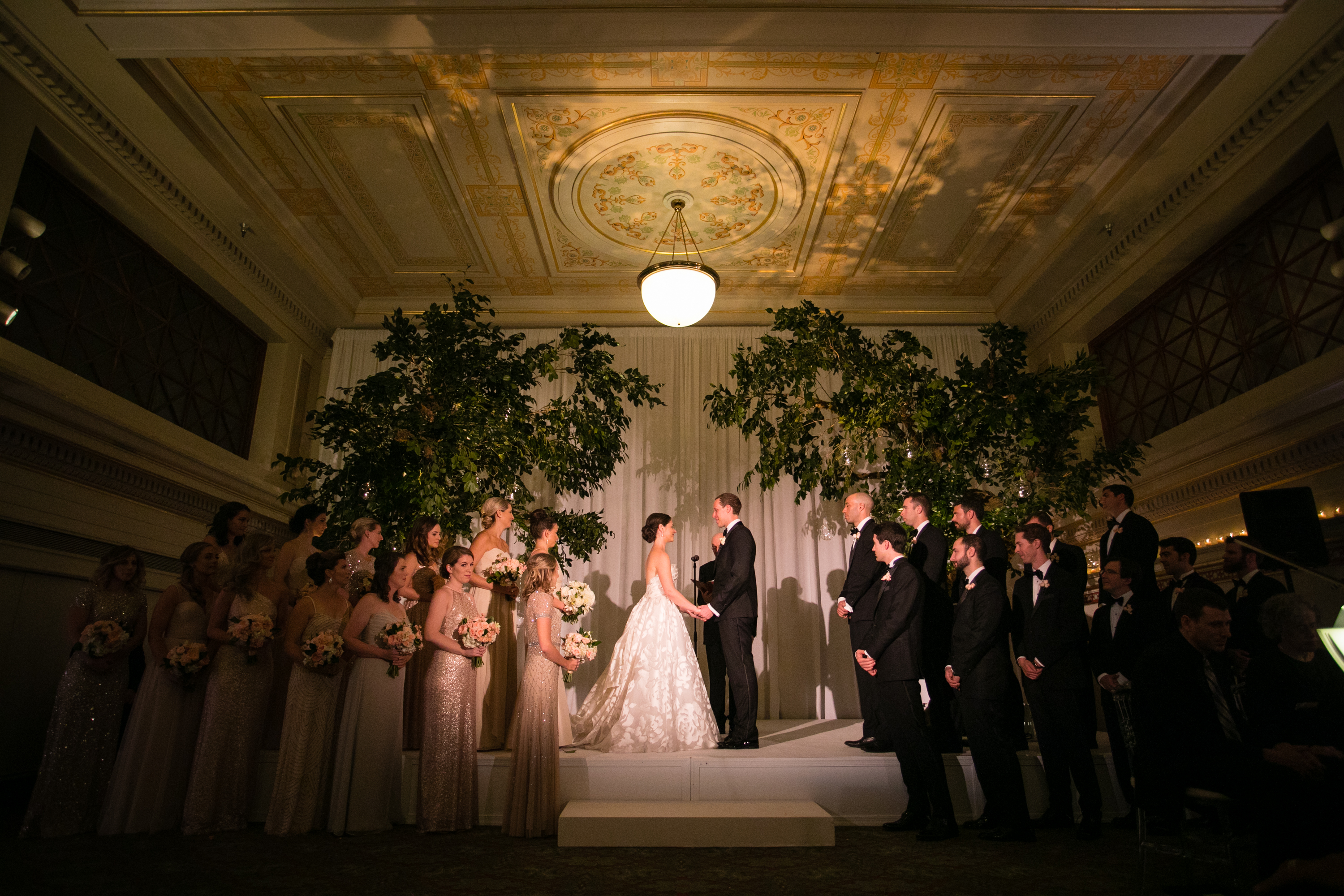 Garden Inspired D.C. Wedding - Paul Morse Photography