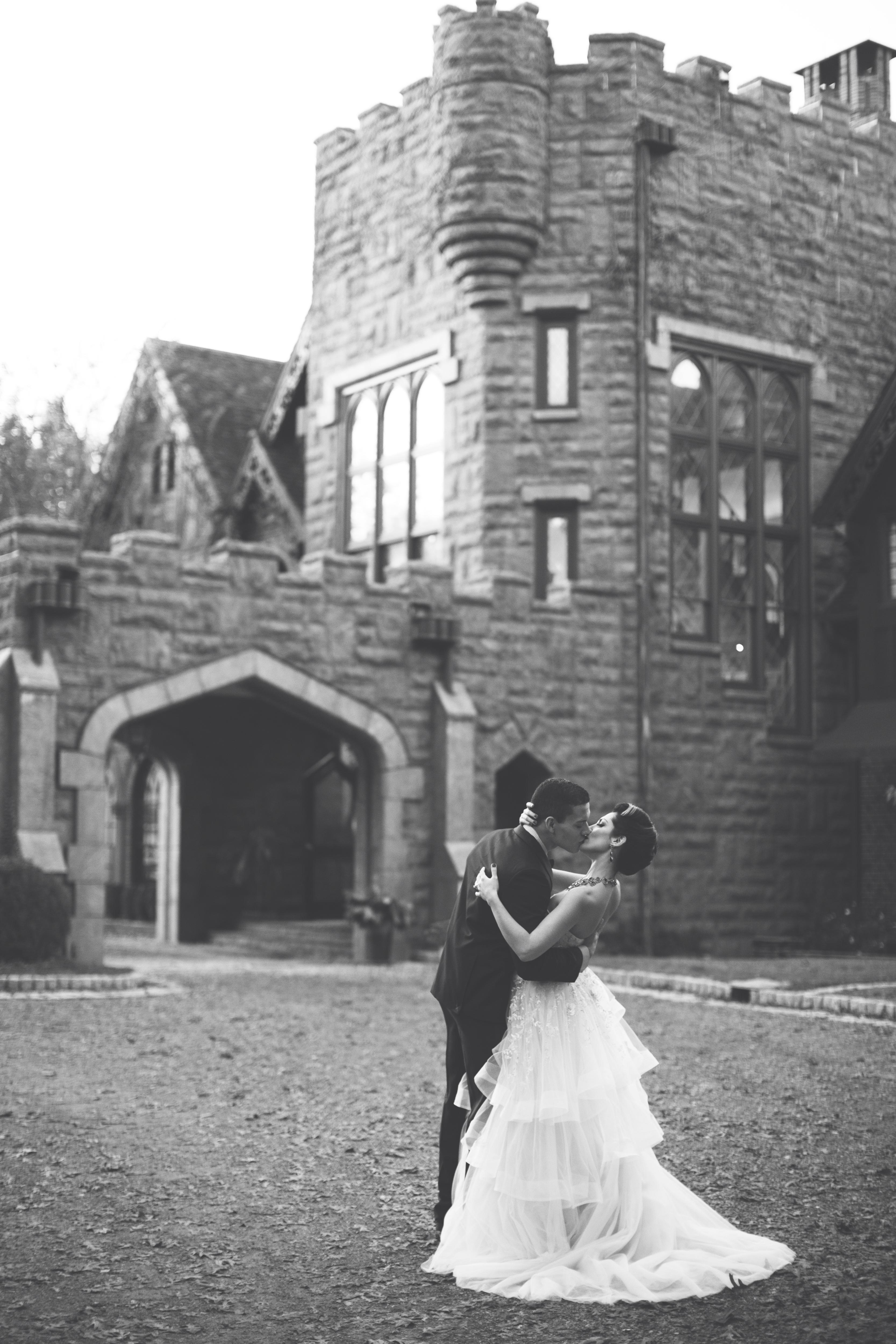 Castle Wedding - Gillian Marto Creating Events of a Lifetime