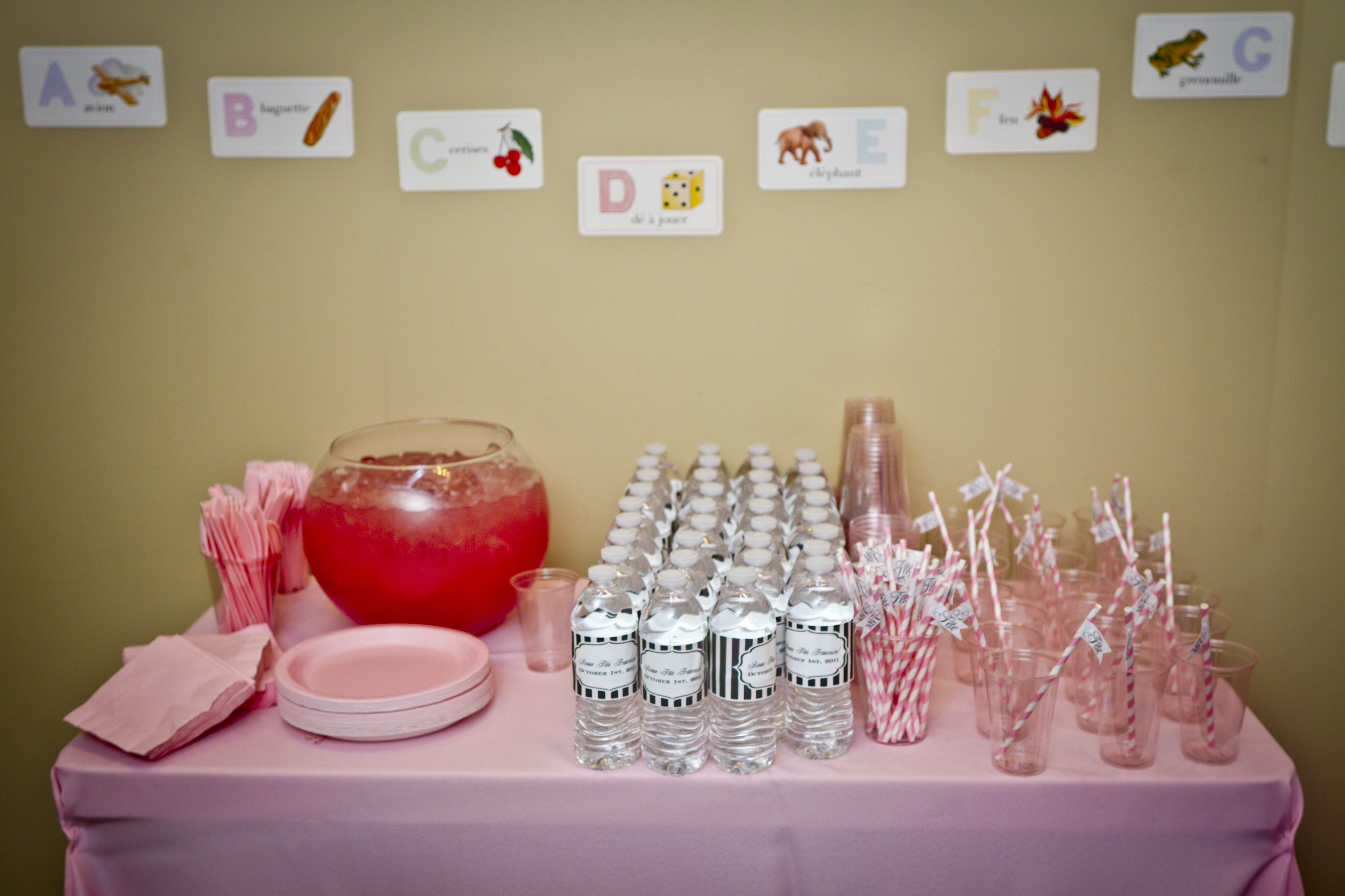 An American Baby in Paris - Honey Bee Weddings and Events