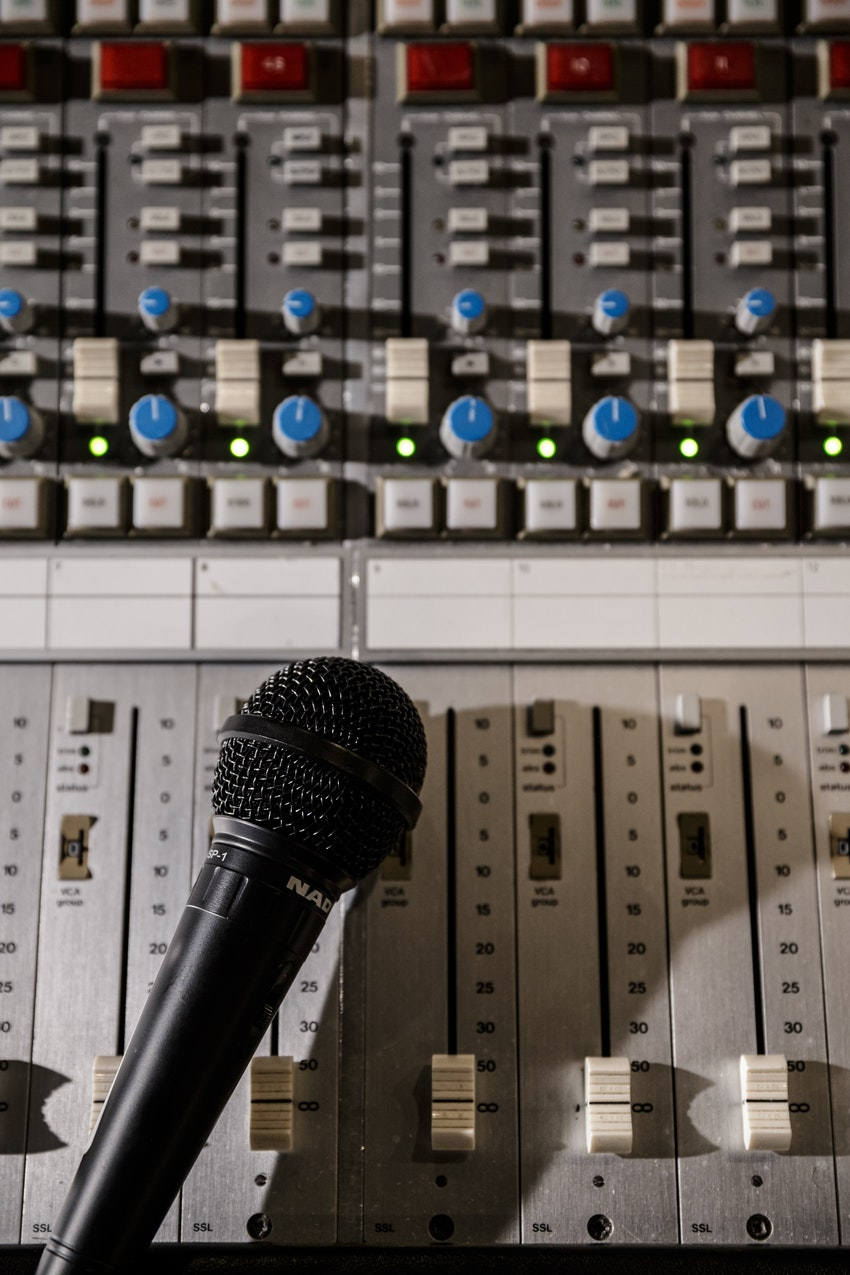 Posted by In Studio Live - A Venue professional