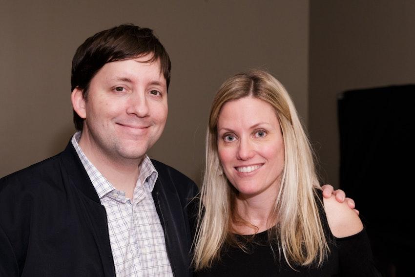John Haro & Julie Novak