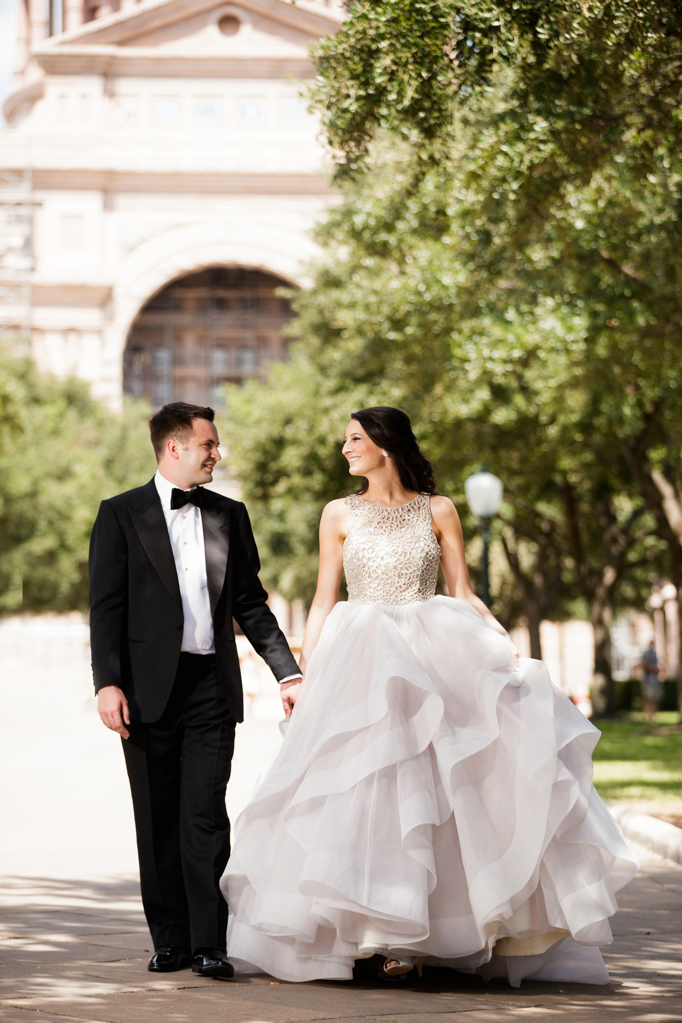 Urban Chic Wedding | Hotel Van Zandt | Austin TX - Bob & Dawn Davis Photography & Design