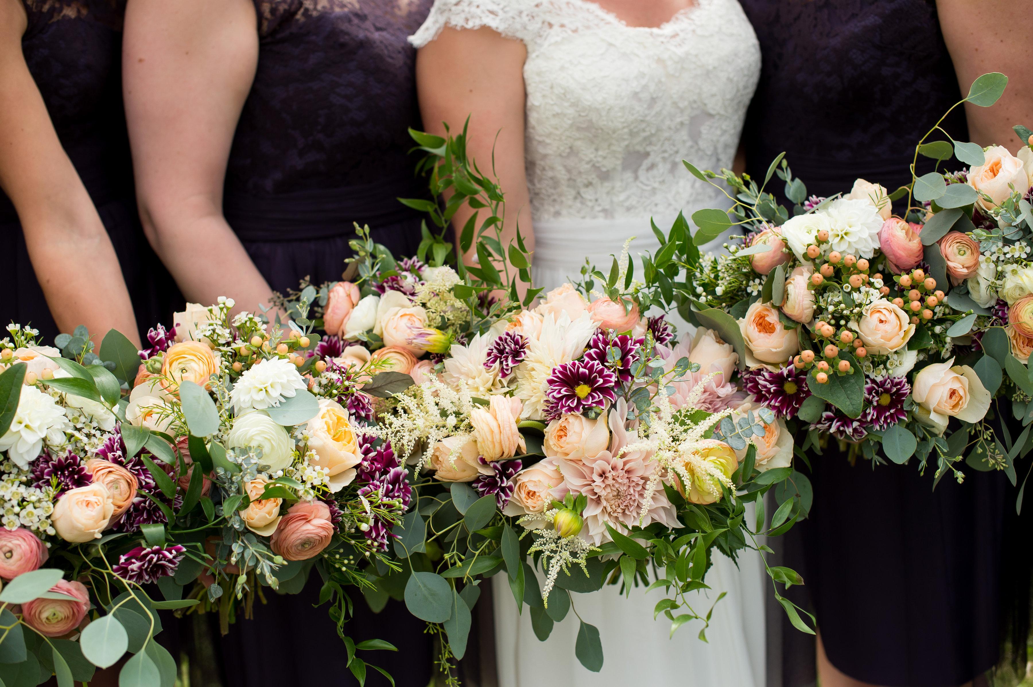 Stunning Outdoor Vermont Wedding - North Shore Weddings & Events