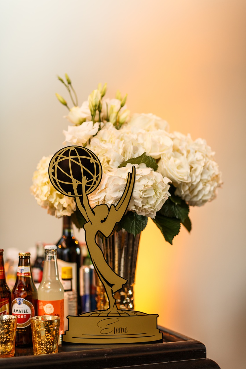Emmy Themed Bat Mitzvah - Geffen Events
