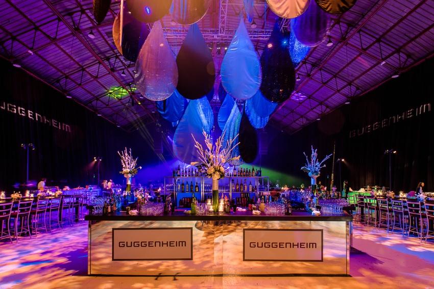 Guggenheim Holiday Party - Geffen Events