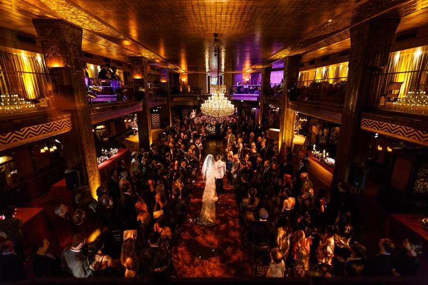 Celebrity Wedding: Downtown LA - Geffen Events
