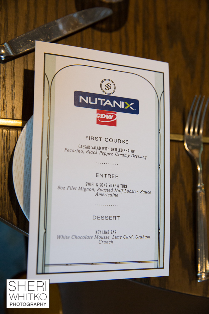 Nutanix & CDW Luncheon Featuring Jed Hoyer - Paulette Wolf Events
