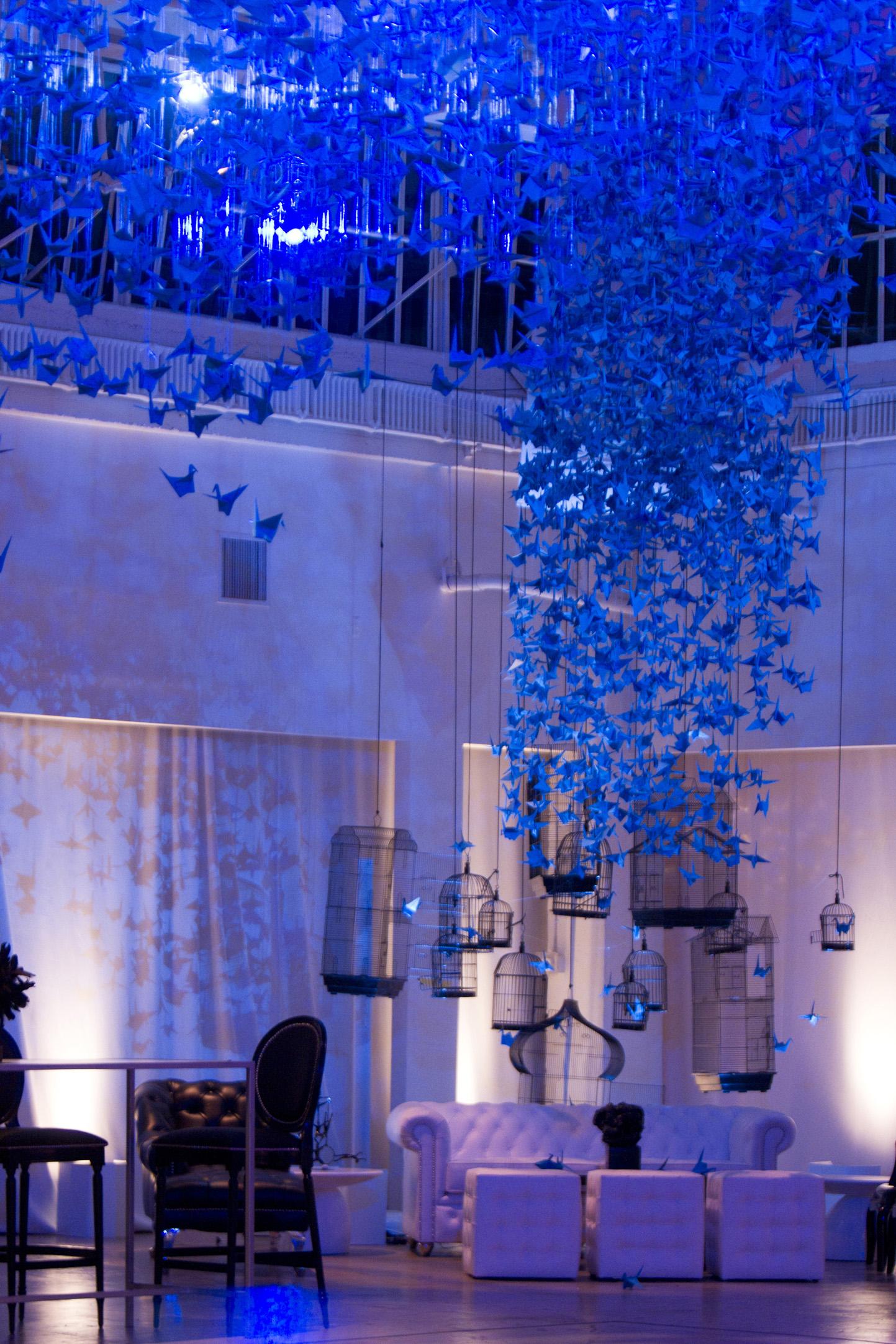 Modern Industrial Los Angeles Wedding - Kristin Banta Events