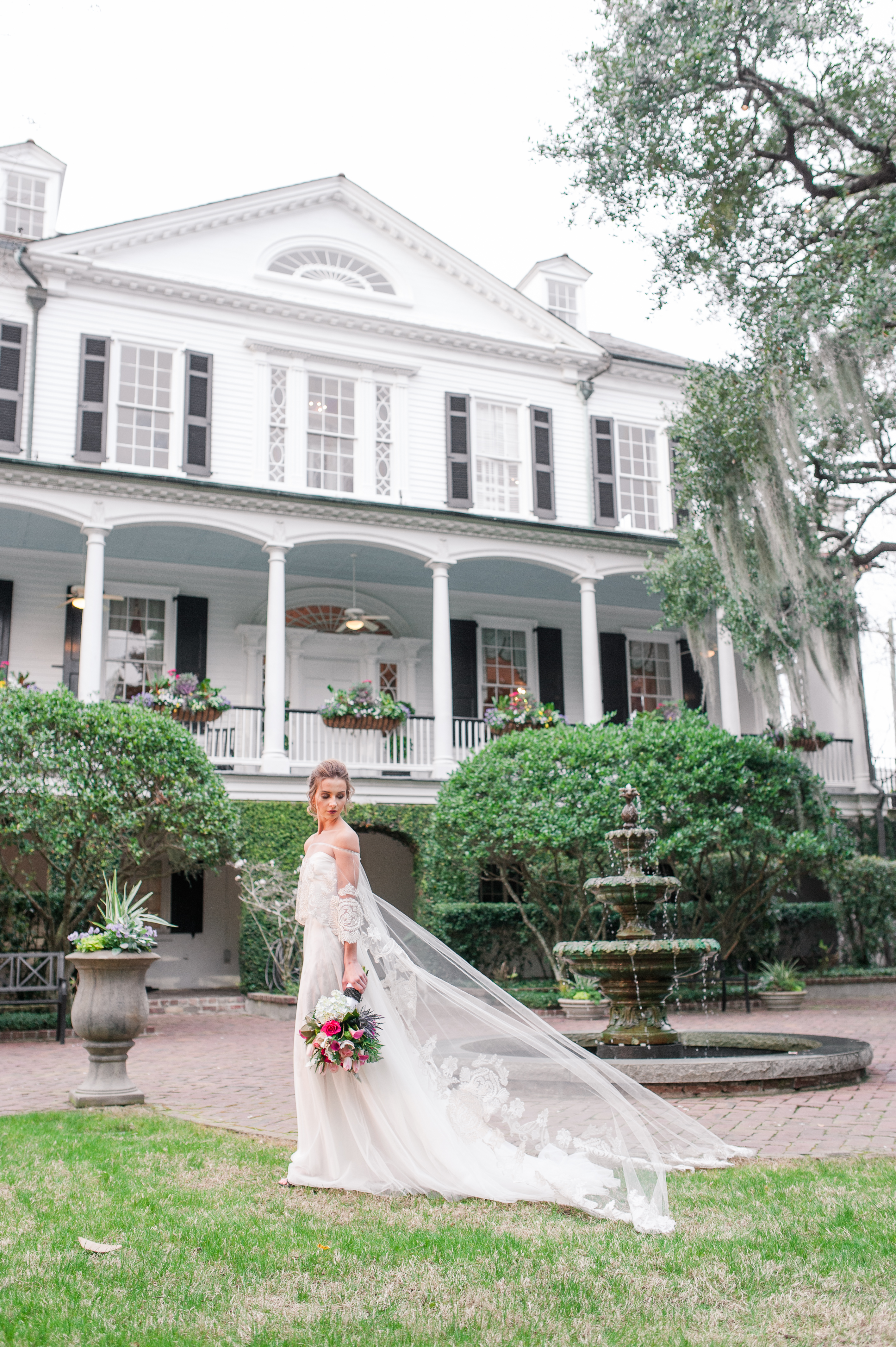 Romantic Estate Wedding - Thurston Southern
