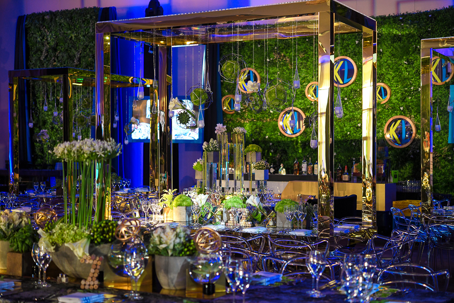 Organic Meets Metallic: Miami Bar Mitzvah - Chris Weinberg Events