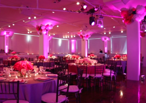 Fabulous Mitzvah at Tribeca 360 - Kleifield Design & Associates, Inc.