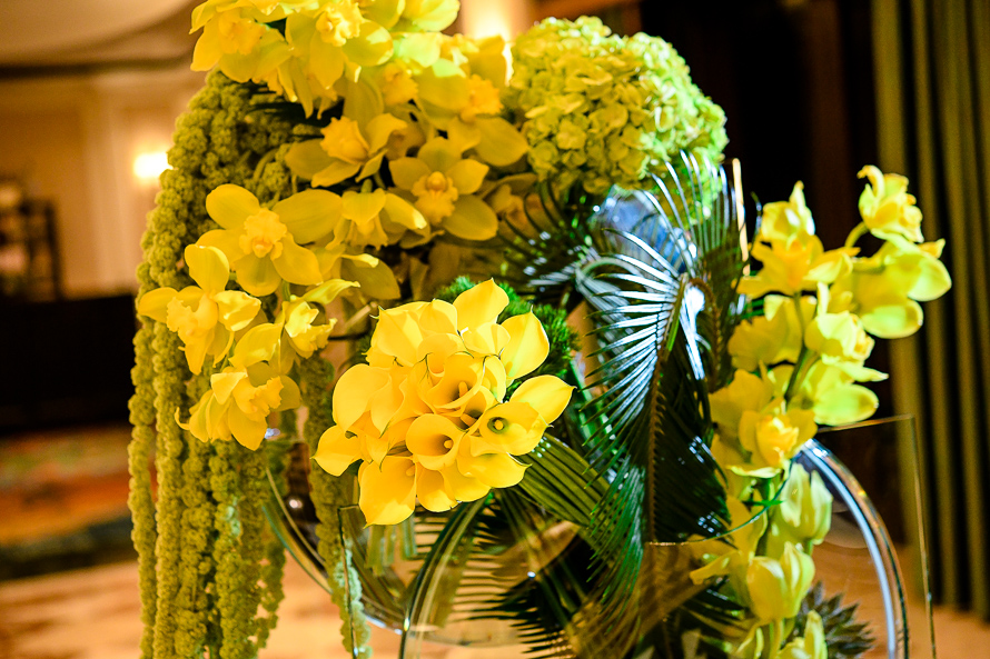Elegant Meets Tropical: Miami Dinner Party - Chris Weinberg Events