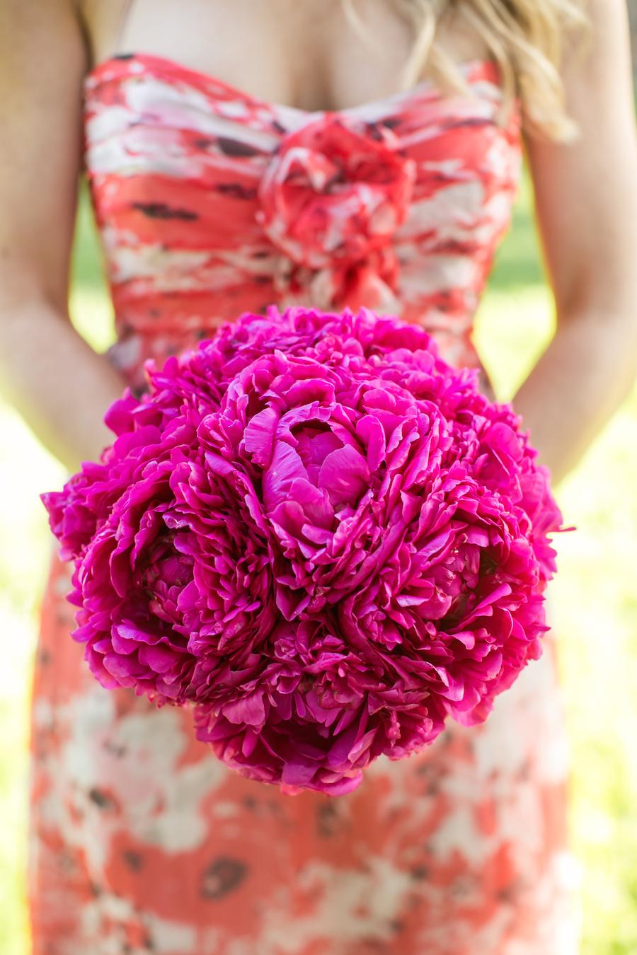 Vibrant Spring Palo Alto Wedding - Nancy Liu Chin Designs