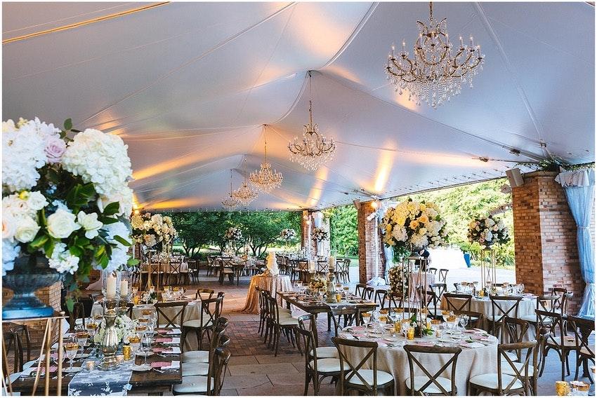 Chicago Botanic Garden Mcginley Pavilion Partyslate