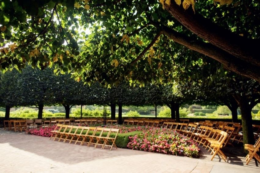Chicago Botanic Garden Rose Terrace Partyslate