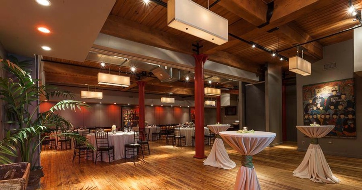Sunda New Asian South Private Party Room Partyslate