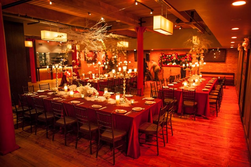 Sunda's Banquet Party Room - Sunda New Asian