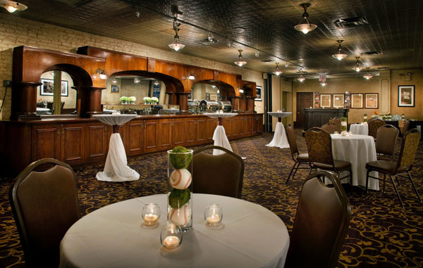 Old Comiskey Room - Harry Caray's Italian Steakhouse – River North
