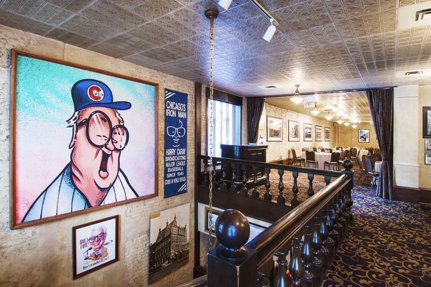 Wrigley Room - Harry Caray's Italian Steakhouse – River North